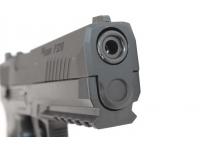 Пневматический пистолет Sig Sauer P320 BLK 4,5 мм мушка