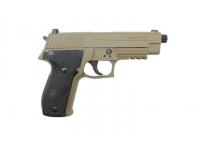 Пневматический пистолет Sig Sauer P226 FDE 4,5 мм вид справа