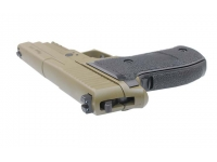 Пневматический пистолет Sig Sauer P226 FDE 4,5 мм целик