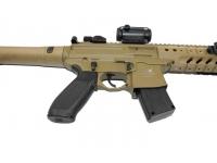 Пневматическая винтовка Sig Sauer MPX FDE-R 4,5 мм магазин