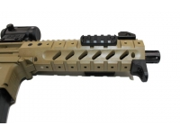 Пневматическая винтовка Sig Sauer MPX FDE-R 4,5 мм вид снизу
