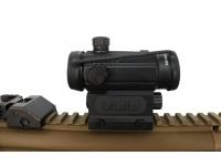 Пневматическая винтовка Sig Sauer MPX FDE-R 4,5 мм прциел