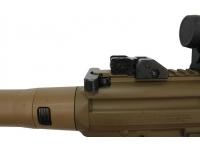 Пневматическая винтовка Sig Sauer MPX FDE-R 4,5 мм целик