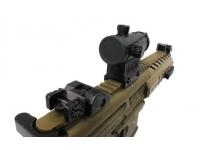 Пневматическая винтовка Sig Sauer MPX FDE-R 4,5 мм планка