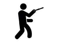 Метание ножей с инструктором (1 час)