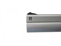 Пневматический пистолет Ataman АР16 Silver компакт дерево 4,5 мм мушка