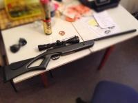 Crossman Remington NPSS
