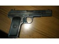 Травматический пистолет ВПО-501 Лидер 10х32