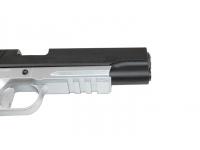 Пневматический пистолет Sig Sauer 1911 Max Michel 4,5 мм подствольная планка