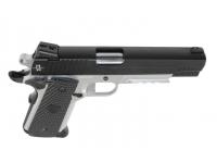 Пневматический пистолет Sig Sauer 1911 Max Michel 4,5 мм вид сверху