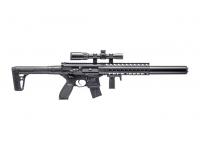 Пневматическая винтовка Sig Sauer MCX Scoped BLK-S 4,5 мм