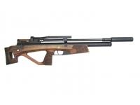 Пневматическая винтовка Jager SP Булл-пап 6,35 мм (прямоток, ствол 550 мм., полигональный без чока)