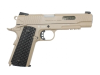Пневматический пистолет Swiss Arms SA1911 Military Rail Pistol blowback (288507) 4,5 мм вид справа