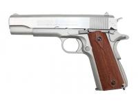 Пневматический пистолет Swiss Arms SA1911 SSP blowback (288509) 4,5 мм