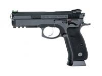 Пневматический пистолет ASG CZ SP-01 Shadow blowback 4,5 мм
