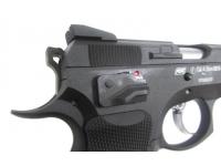 Пневматический пистолет ASG CZ SP-01 Shadow blowback 4,5 мм курок