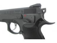Пневматический пистолет ASG CZ SP-01 Shadow blowback 4,5 мм предохранитель