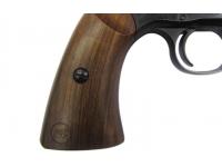 рукоять пневматического револьвера ASG Schofield-6 aging black