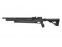 Пневматическая винтовка Ataman M2R Тип IV Карабин Тактик укороченная SL 5,5 мм (Зелёный)(магазин в комплекте) (635C/RB-SL)