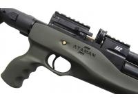Пневматическая винтовка Ataman M2R Тип IV Карабин Тактик укороченная SL 5,5 мм (Зелёный)(магазин в комплекте) (635C/RB-SL) рукоять