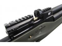 Пневматическая винтовка Ataman M2R Тип IV Карабин Тактик укороченная SL 5,5 мм (Зелёный)(магазин в комплекте) (635C/RB-SL) затвор