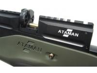 Пневматическая винтовка Ataman M2R Тип IV Карабин Тактик укороченная SL 5,5 мм (Зелёный)(магазин в комплекте) (635C/RB-SL) магазин