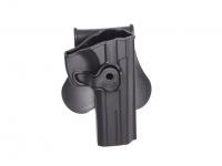 Кобура ASG для пистолета SP-01 Shadow (полимер, черн.)(18665)