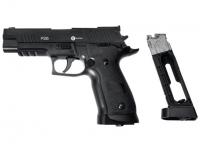 рукоять пневматического пистолета Gunter P26