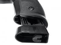 извлечение магазина пневматического пистолета Gunter P26
