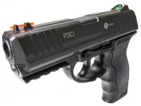 пневматический пистолет Gunter P30 вид слева