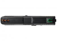 пневматический пистолет Gunter P30 вид сверху