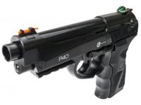 пневматический пистолет Gunter P40 вид слева
