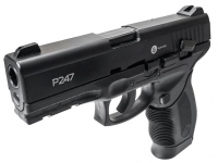пневматический пистолет Gunter P247 вид слева