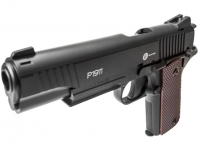 пневматический пистолет Gunter P1911 вид слева