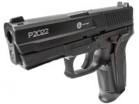 пневматический пистолет Gunter P2022 вид слева