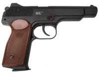 пневматический пистолет Gunter P-ST вид справа