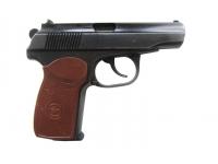Оружие списанное охолощенное ИЖ-71 9х17К мод. Макаров-СО71 к.10ТК вид справа