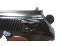 Оружие списанное охолощенное ИЖ-71 9х17К мод. Макаров-СО71 к.10ТК предохранитель