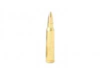 Патрон 5,56x45 (.223 Rem) FMJ 3,56 гр. лат. п. лат. г. Gold БПЗ (в пачке 20 шт, цена 1 патрона)