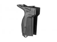 Рукоятка для пистолета Макарова (черная) для правши (fx-pmgb)