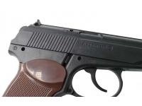 Пневматический пистолет Borner PM-X 4,5 мм целик