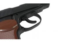 Пневматический пистолет Borner PM-X 4,5 мм спусковой крючок