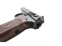 Пневматический пистолет Borner PM-X 4,5 мм предохранитель