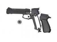 пневматический пистолет МР-651К в разборе