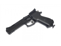 пневматический пистолет МР-651К вид слева