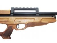 Пневматическая винтовка Ataman M2R Булл-пап укороченная 4,5 мм (Дерево)(магазин в комплекте)(814C/RB-SL) рукоять