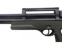 Пневматическая винтовка Ataman M2R Булл-пап 5,5 мм (Зелёный)(магазин в комплекте)(435/RB-SL) цевье