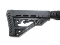 Пневматическая винтовка Ataman M2R Тип III Карабин Тактик SL 5,5 мм (Зелёный)(магазин в комплекте)(535/LB-SL) приклад