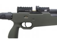 Пневматическая винтовка Ataman M2R Тип III Карабин Тактик SL 5,5 мм (Зелёный)(магазин в комплекте)(535/LB-SL) рукоять