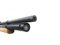 Пневматическая винтовка Ataman M2R Тип IV Карабин Тактик SL укороченная 6,35 мм (Дерево)(магазин в комплекте)(616C/RB-SL) манометр